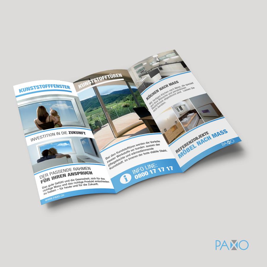 Paxo Brochure Mockup Inside