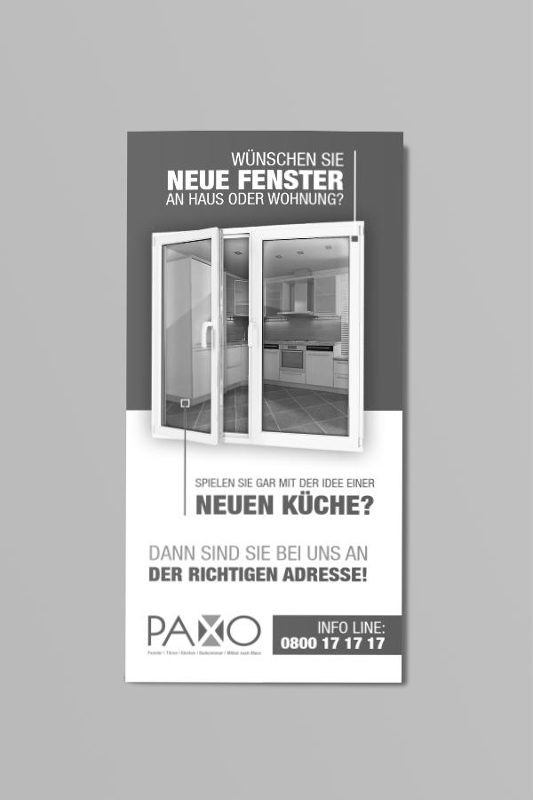 Paxo Promo Brochure
