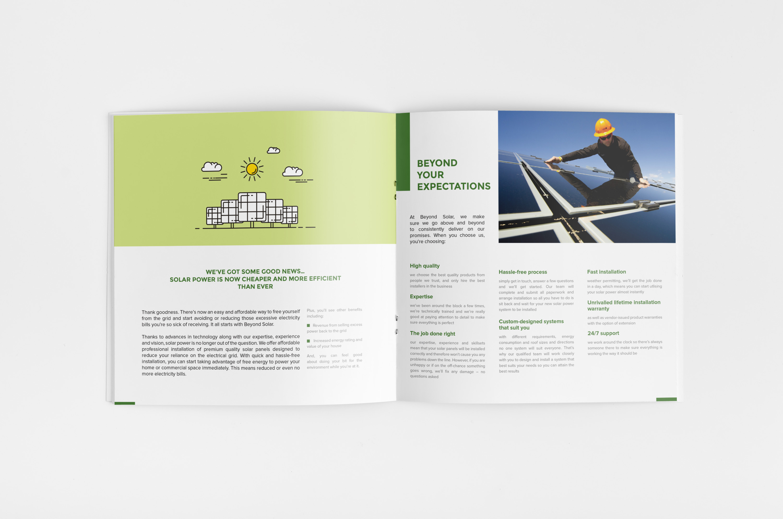 Beyond Solar Brochure